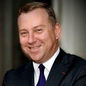 M. Denis MATHEN, Vice-Président de l'APREF, Gouverneur de Namur en Belgique