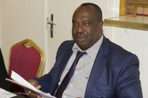 M. Kodjo Kadévi ETSÉ, Vice-président de l'APREF, Préfet du Zio au Togo