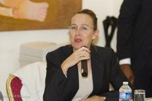 Valérie PÉNEAU, Trésorière de l'APREF, Inspectrice générale de l'administration